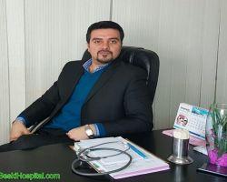 Dr Saeed Fatahi