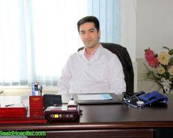 Dr Naser Esmaeili