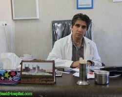 Dr Bahram Alaghi