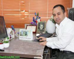 Dr Keyvan Yadegari