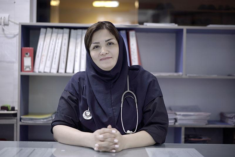 دکتر مینا عباسپور