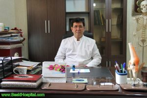 Dr Mikaeil Jafarbay