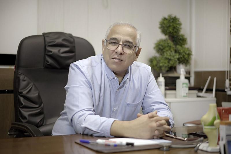دکتر عبدالحمید سارلی