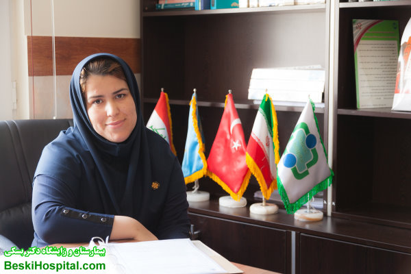 خانم گلناز محمدی