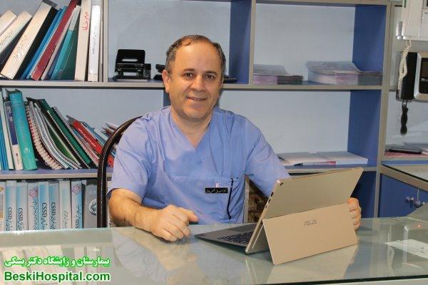 دکتر جواد صبائی