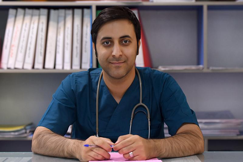 دکتر علی فهیمی کماچالی
