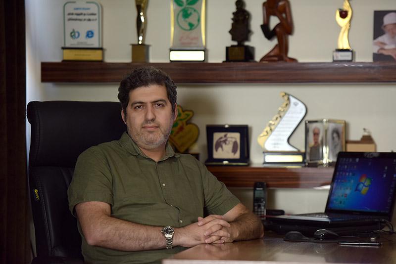 دکتر علی فرشباف