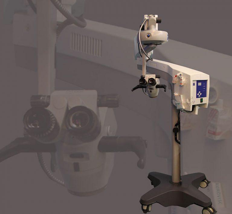 میکروسکوپ چشم