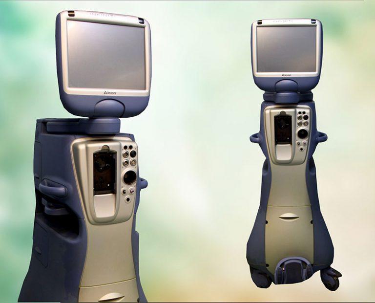 دستگاه فیکو ویترکتومی