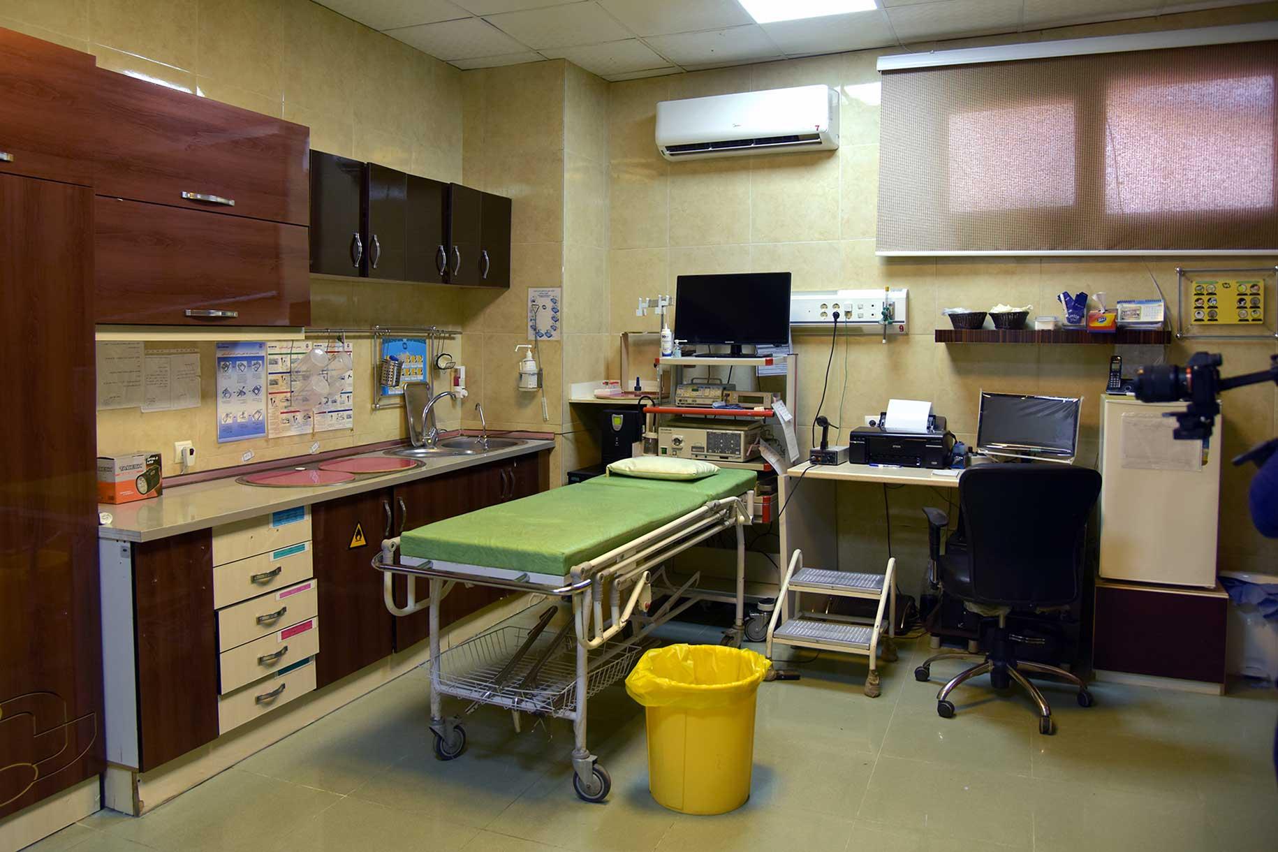 بیمارستان دکتر بسکی