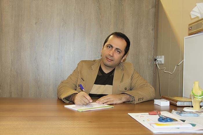 دکتر رضا خلیلی جمنانی