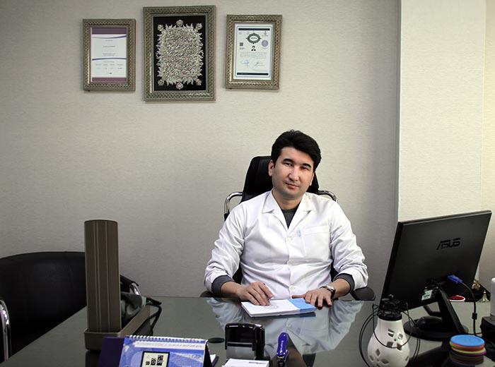 دکتر شهرام رحمانی