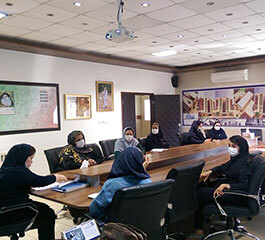 جلسه کمیته بحران و کنترل عفونت با حضور مديريت بيمارستان و سایر اعضای کمیته با موضوع كرونا ویروس برگزار شد.