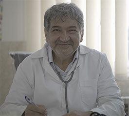 دکتر حلیم عابد