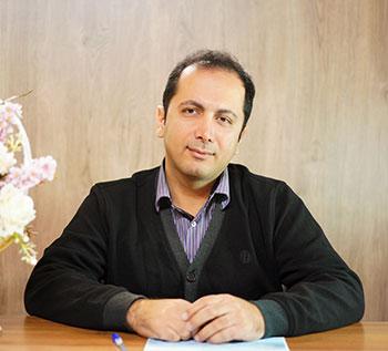 Dr Reza Khalili Jamnani